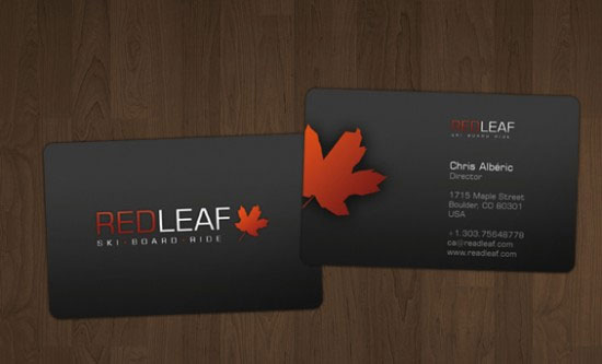 classy business card design by imucus deviantart - Classy Business Cards