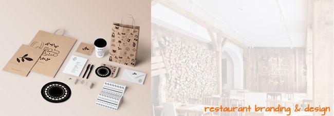 Restaurant Branding and Design Ideas