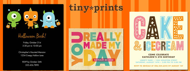 Stylish Tiny Prints Cards coupons