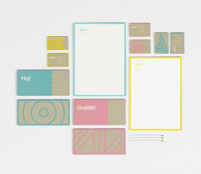Flat design Tre Konor Creative Jeremy Evans