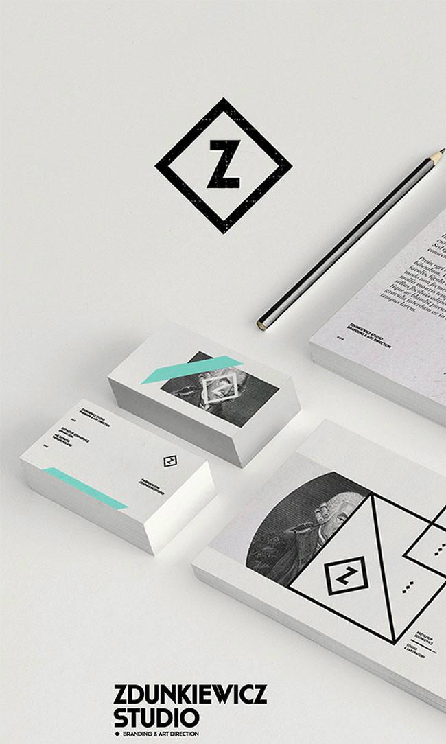 Flat design Zdunkiewicz Studio