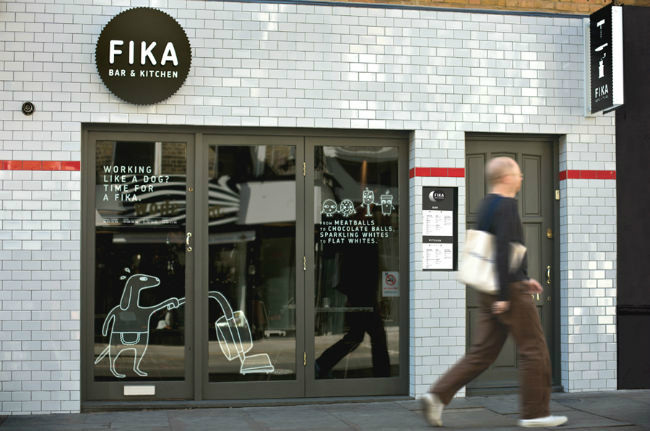 fika bar and kitchen