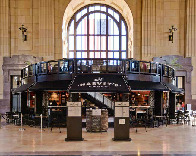 harvey's union station