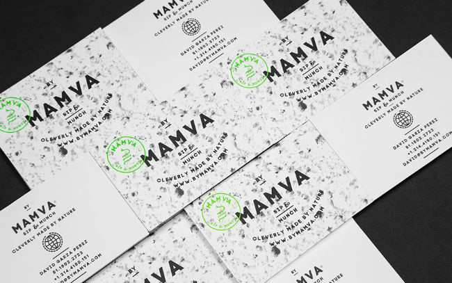 mamva business card