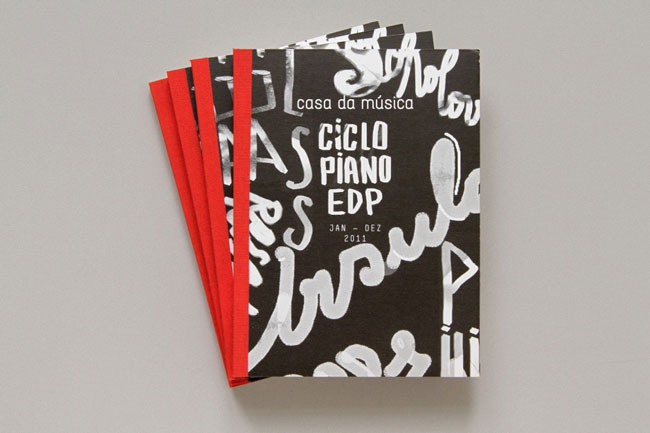 Brochure design ideas Casa Da Musica