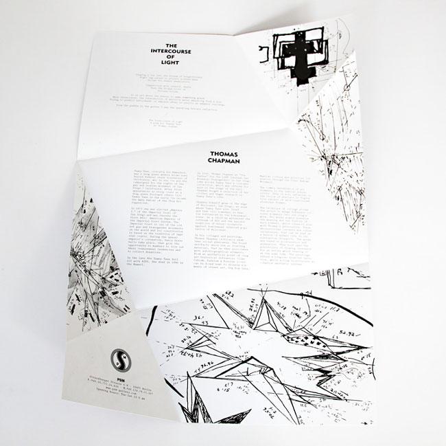 Brochure design ideas Thomas Chapman