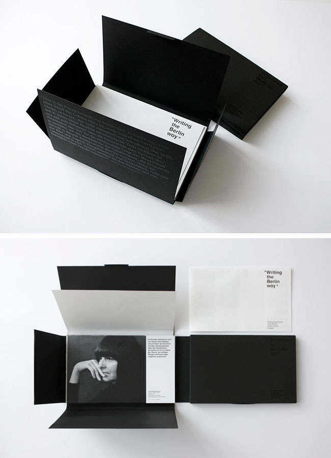 30 Gorgeous Brochure Design Ideas for print