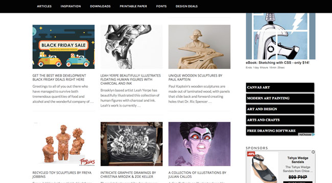 Best Design Blogs 60 of the best design blogs and inspirational sites of 2014.