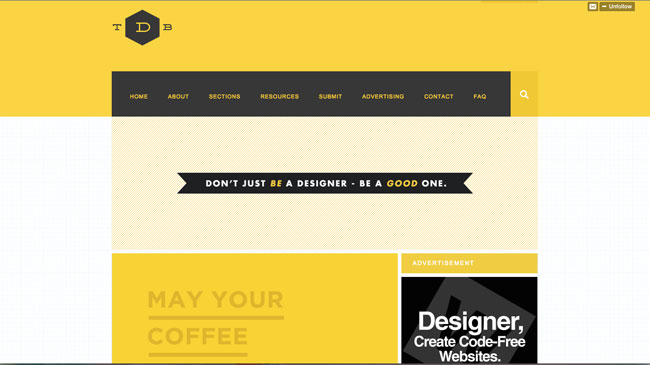 60 of the Best Design Blogs and Inspirational Sites of 2014.