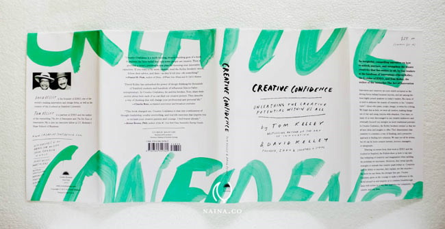 Creative Confidence book cover