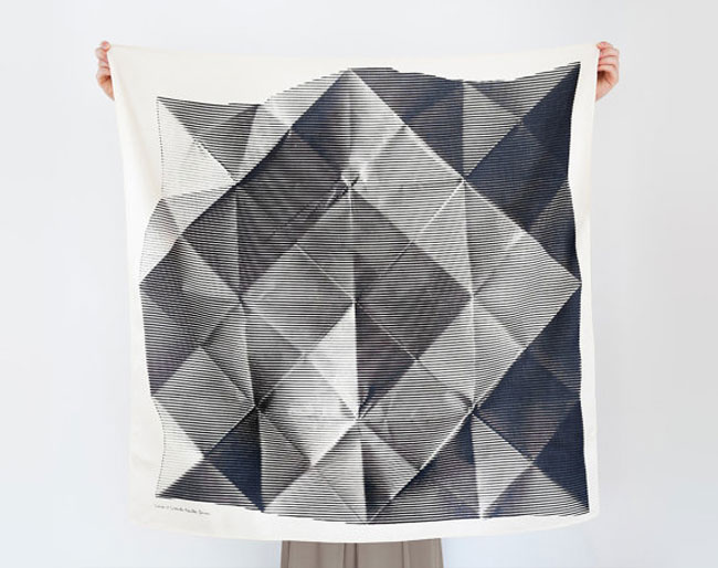 Good design Folded Paper Furoshiki