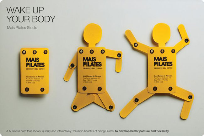 Good design Mais Pilates Studio