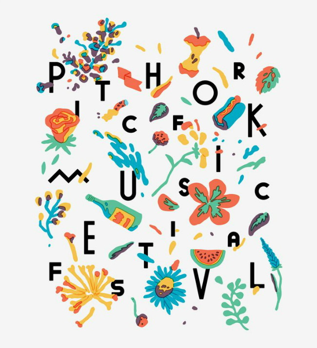pitchfork poster