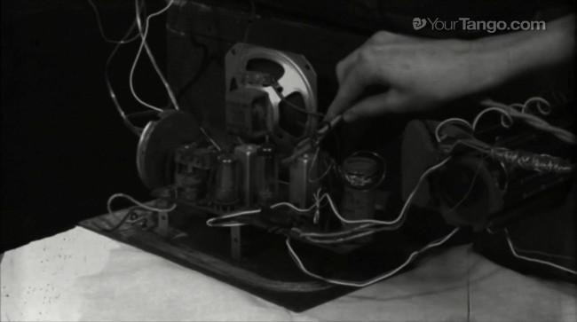 Vintage USB Port