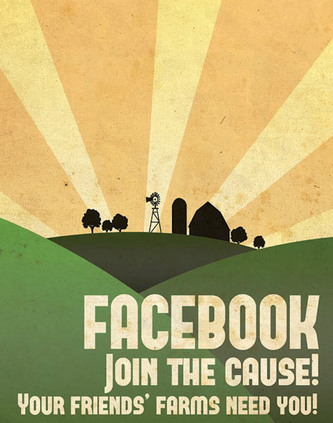 Facebook join the cause