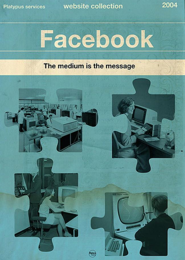Facebook the medium