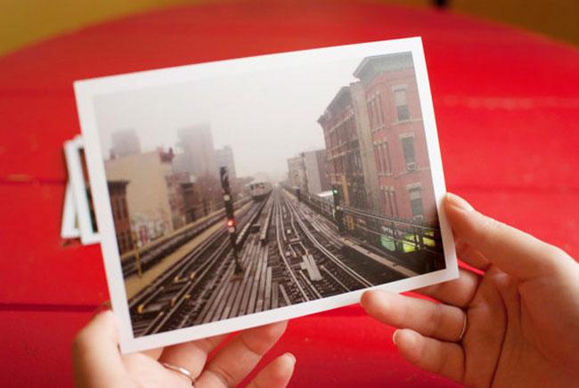 Travel postcards Staronov Another New York Artist