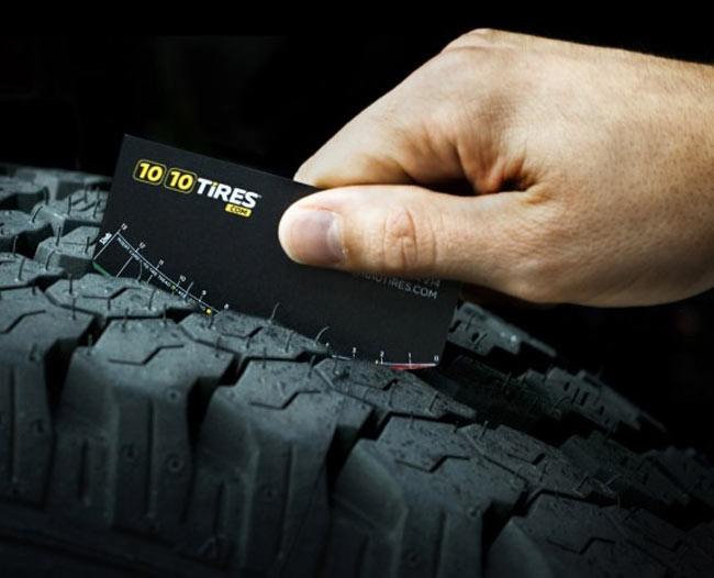 Tyres Business Card
