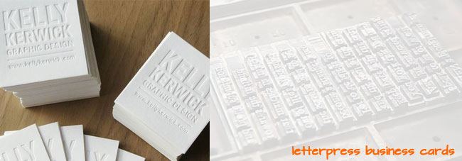 Fall In Love With Letterpress