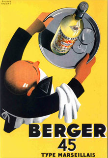 Berger 45 Poster