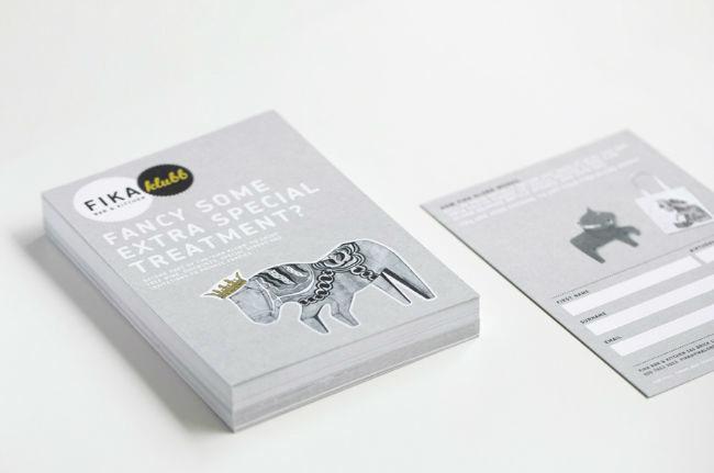 fika postcard