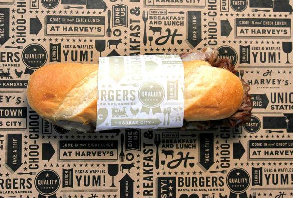 harvey's sandwich