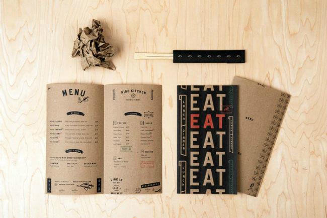kigo menu
