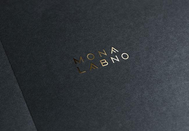 Spot UV catalogue Mona Labno