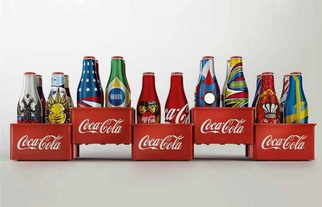 limited edition Coca Cola in Brazil