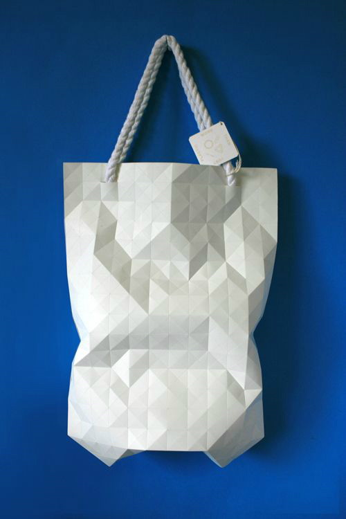 Conform to the Form bag by Man Farin