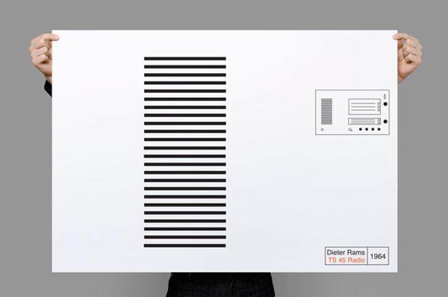 Good design is as little design as possible Marcin Szmidt