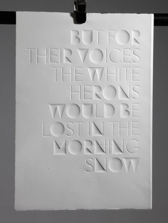 Good design Eli Kleppe Haiku poster