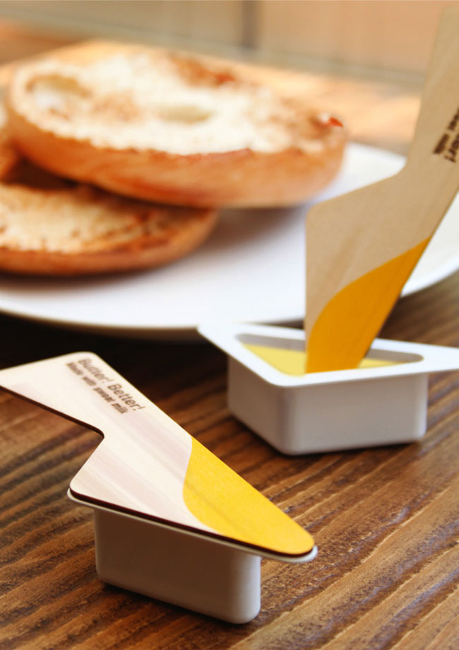 Good design Butter Better
