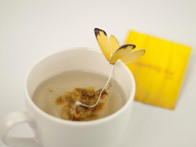 Good design Butterfly Tea