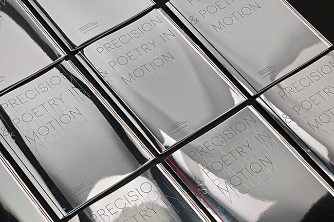 Good design Precision & Poetry book