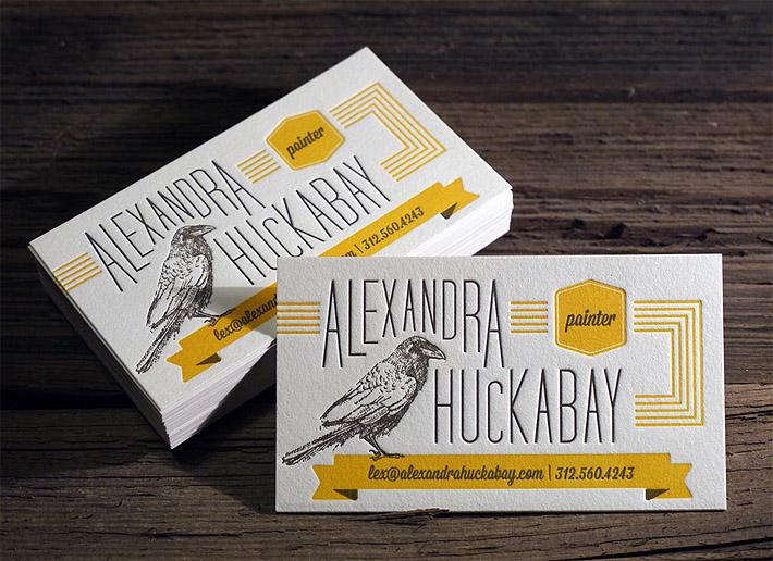 alexandra huckabay print&grain