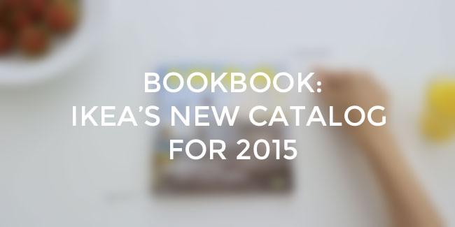 Print design news book book IKEA