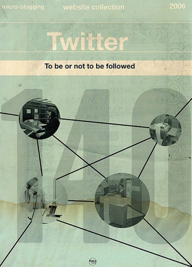 Twitter to be followed or not
