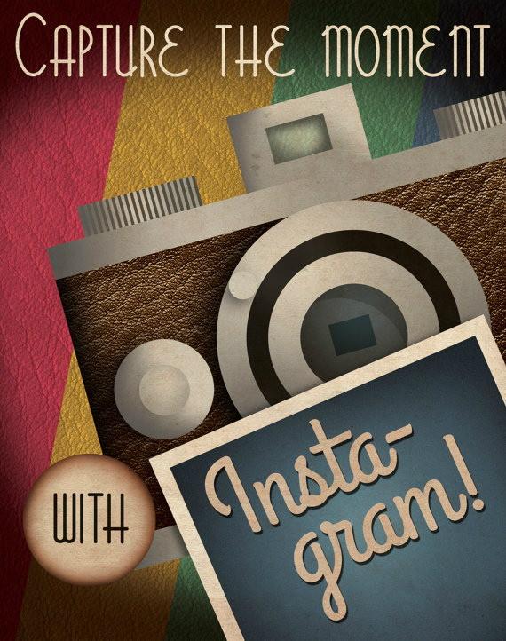Instagram Capture the moment